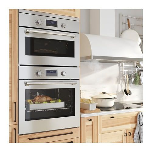 Smaksak Forced Air Oven Stainless Steel Stainless
