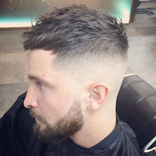 25 Best Hairstyles For Men With Beards 2020 Guide Mens Haircuts Fade Mens Haircuts Short Short Hair Styles