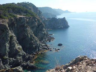 Samantha Verant: Tucked Away Tuesday: L'ile de Porquerolles, An Island Paradise in Provence