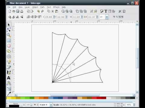 Inkscape Tutorial By Heathenx Webbing