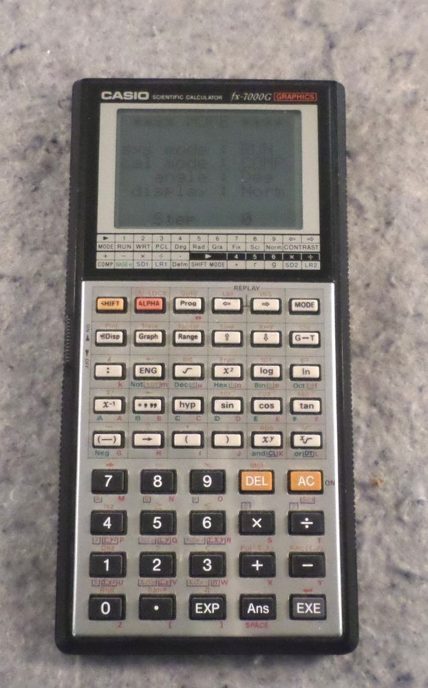 online casio graphing calculator