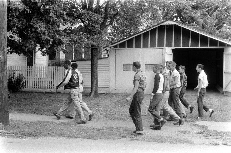 Little Rock Nine Photos Of A Civil Rights Triumph In Arkansas