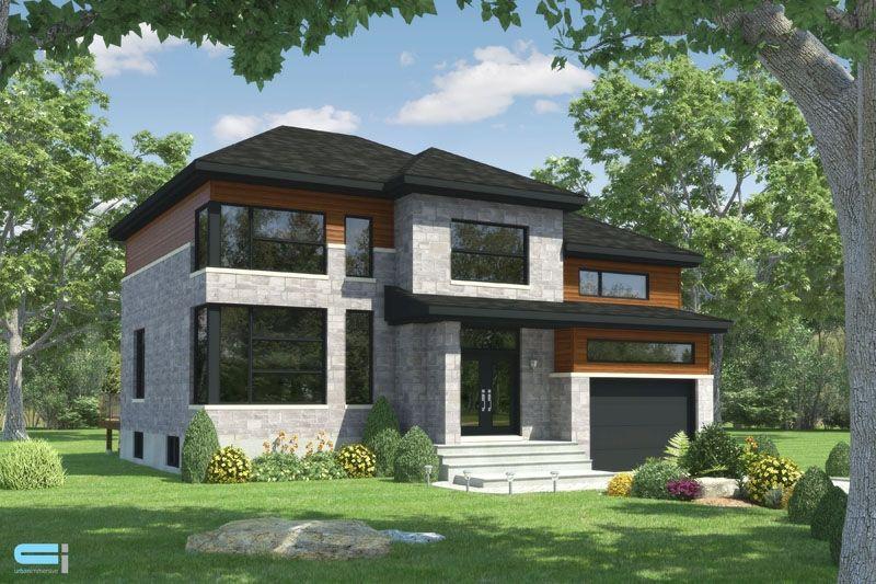 Maison neuve à vendre à partir de 493 000 $ à Candiac, Montérégie ...