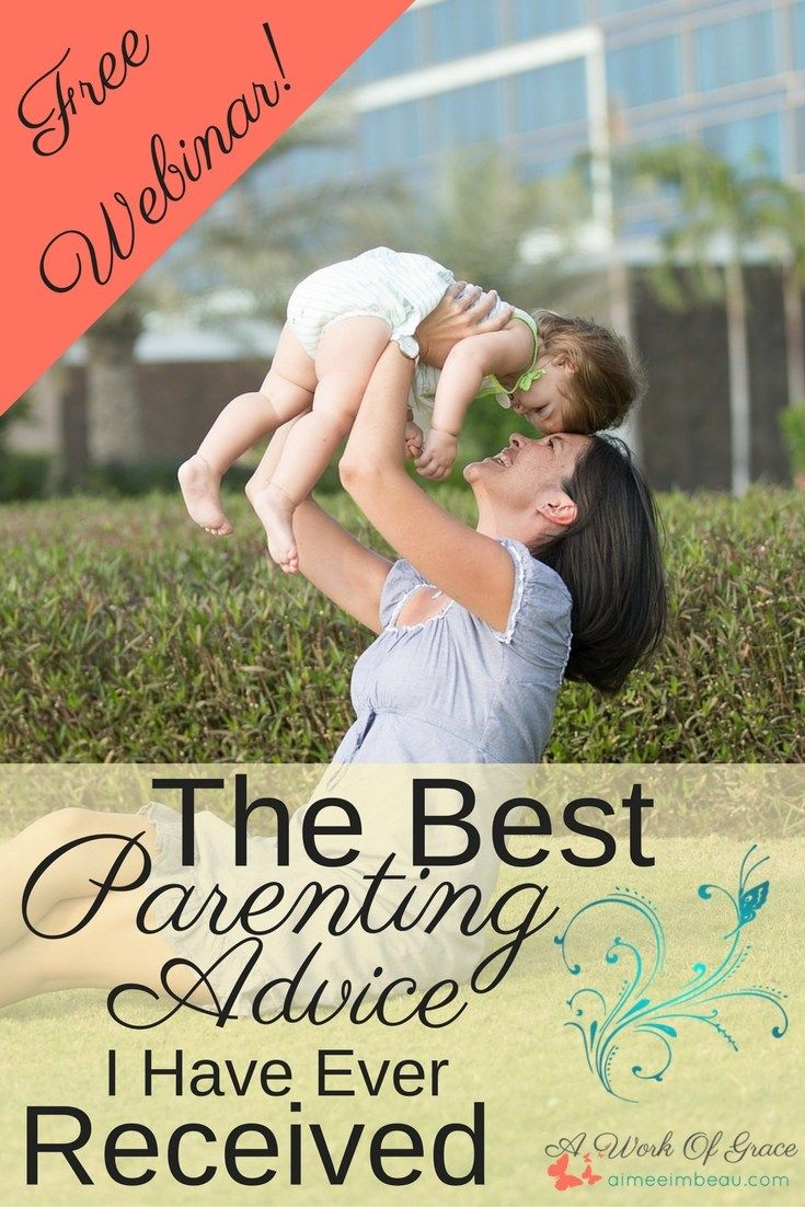 bd8e97ba13 Parenting advice can grow wearisome and frustrating with all of the  differing…
