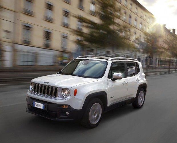 Segredo Jeep Renegade Nacional Estreia No Salao Automovel Com