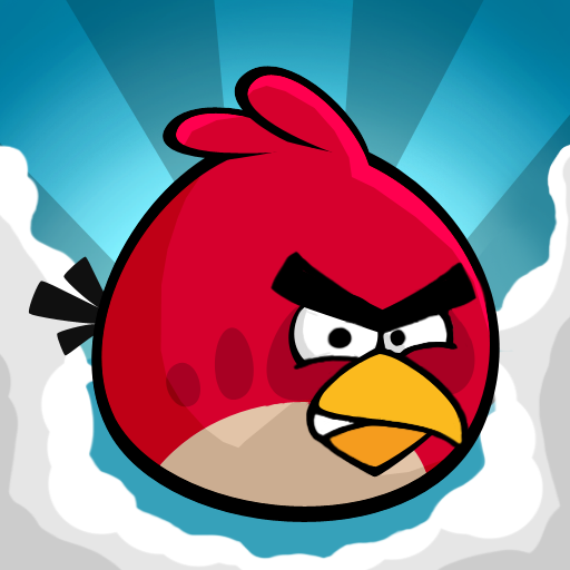 Angry Birds Is A Strategy Puzzle Mobile Game Developed By Finnish Computer Game Developer Rovio Mobile Inspired Primari Angry Birds Bird App Angry Birds Movie