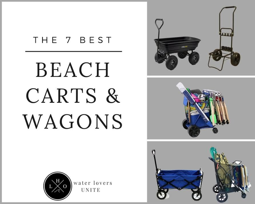 Beach Carts Wagons For Soft Sand
