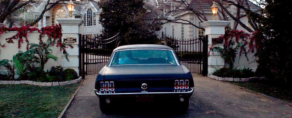 creed 1967 mustang coupe mustang s in film pinterest mustang rh pinterest com