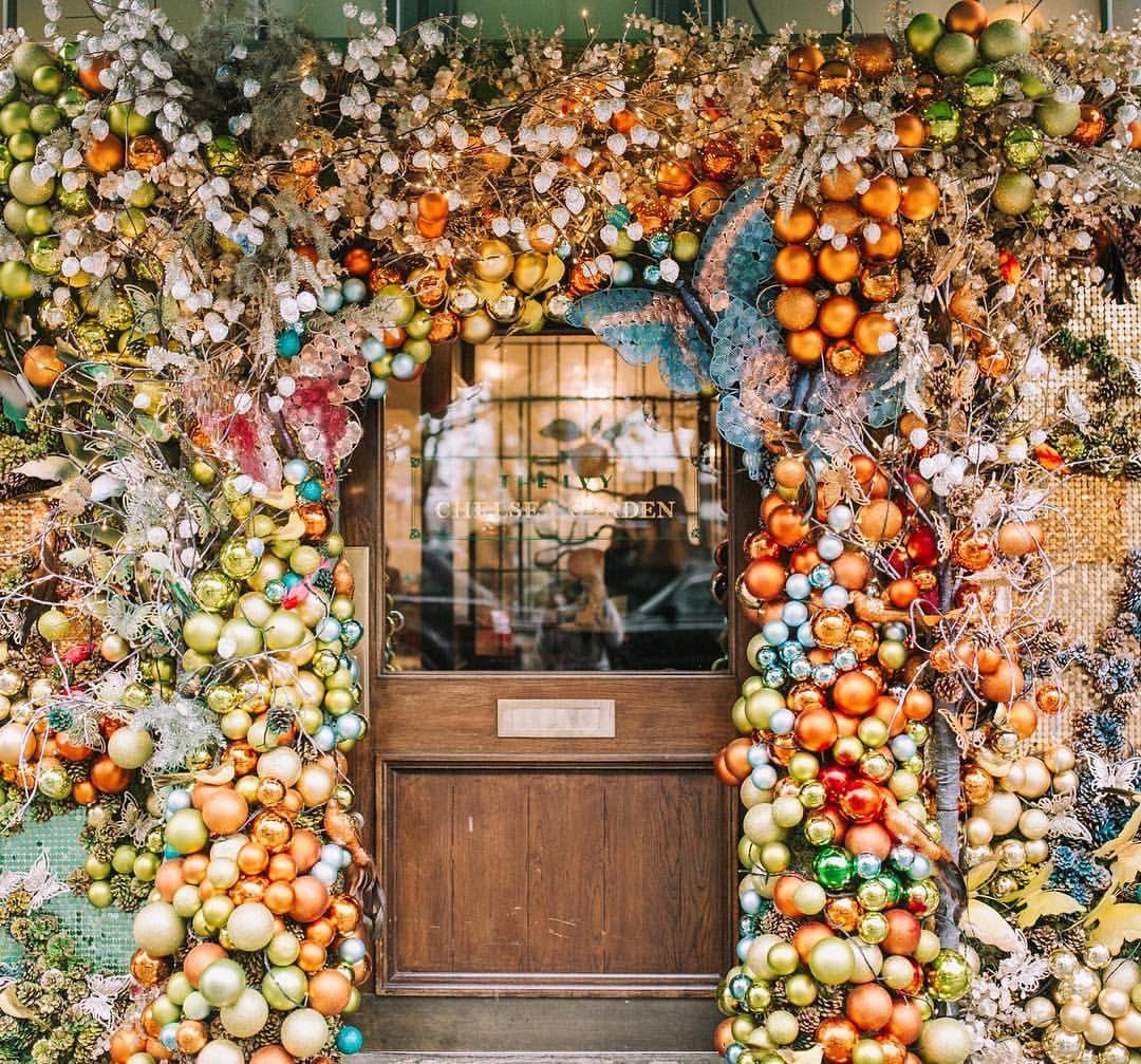 """The Ivy Chelsea Garden London (ivychelsgarden) """"We're"""