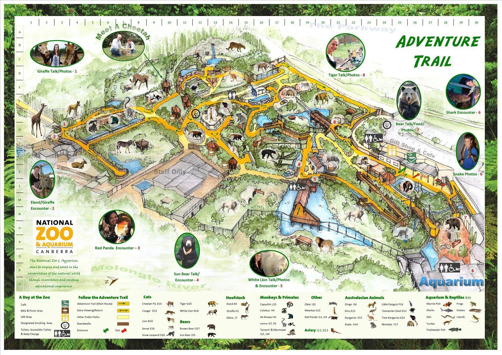Old Australia Zoo Map.Taronga Zoo Native Animals Sydney Australia With Images Zoo