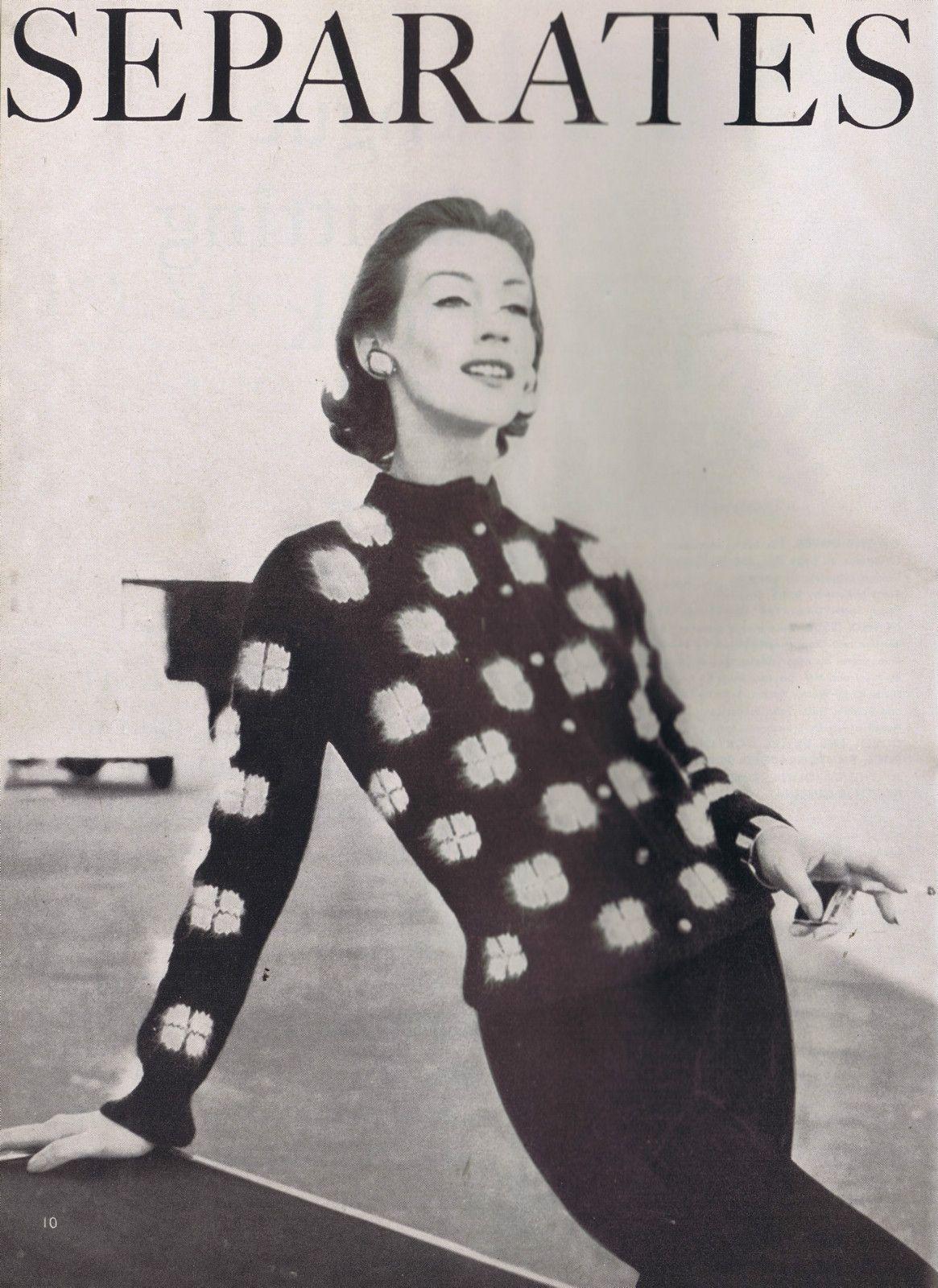 Vintage 50s vogue knitting patterns cardigan stole pullover coats vintage 50s vogue knitting patterns cardigan stole pullover coats jacket dresses ebay bankloansurffo Choice Image