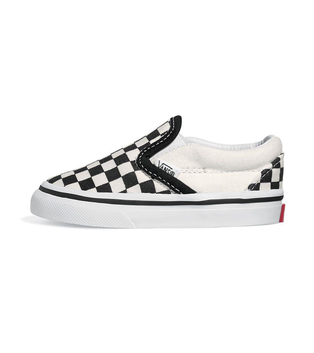 Vans Classic Slip On Checkerboard Black  White  0f0091d64