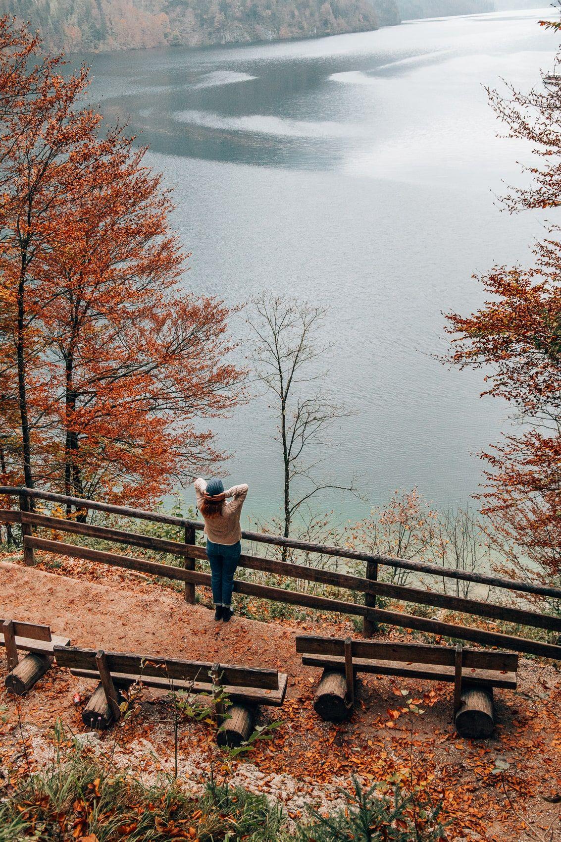 Die 5 Schonsten Wanderwege Rund Um Den Konigssee In Bayern In 2020 Schonste Wanderwege Wanderwege Wasserfalle Deutschland