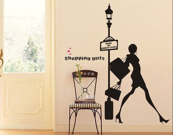 Nice Wall Sticker · How To Use Wall Stickers ... Amazing Ideas
