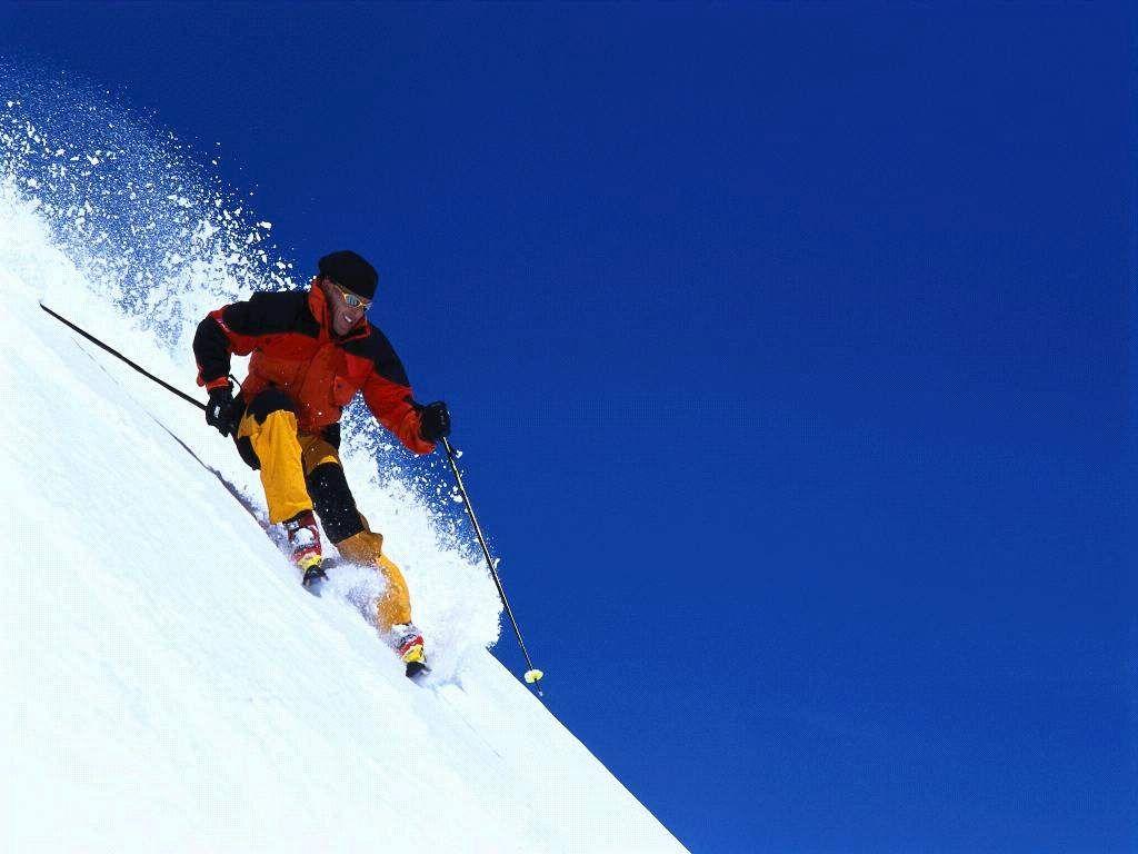 En La Red / FOTOS DE DEPORTES Ski Y Snow Descenso Extremo Con Sky