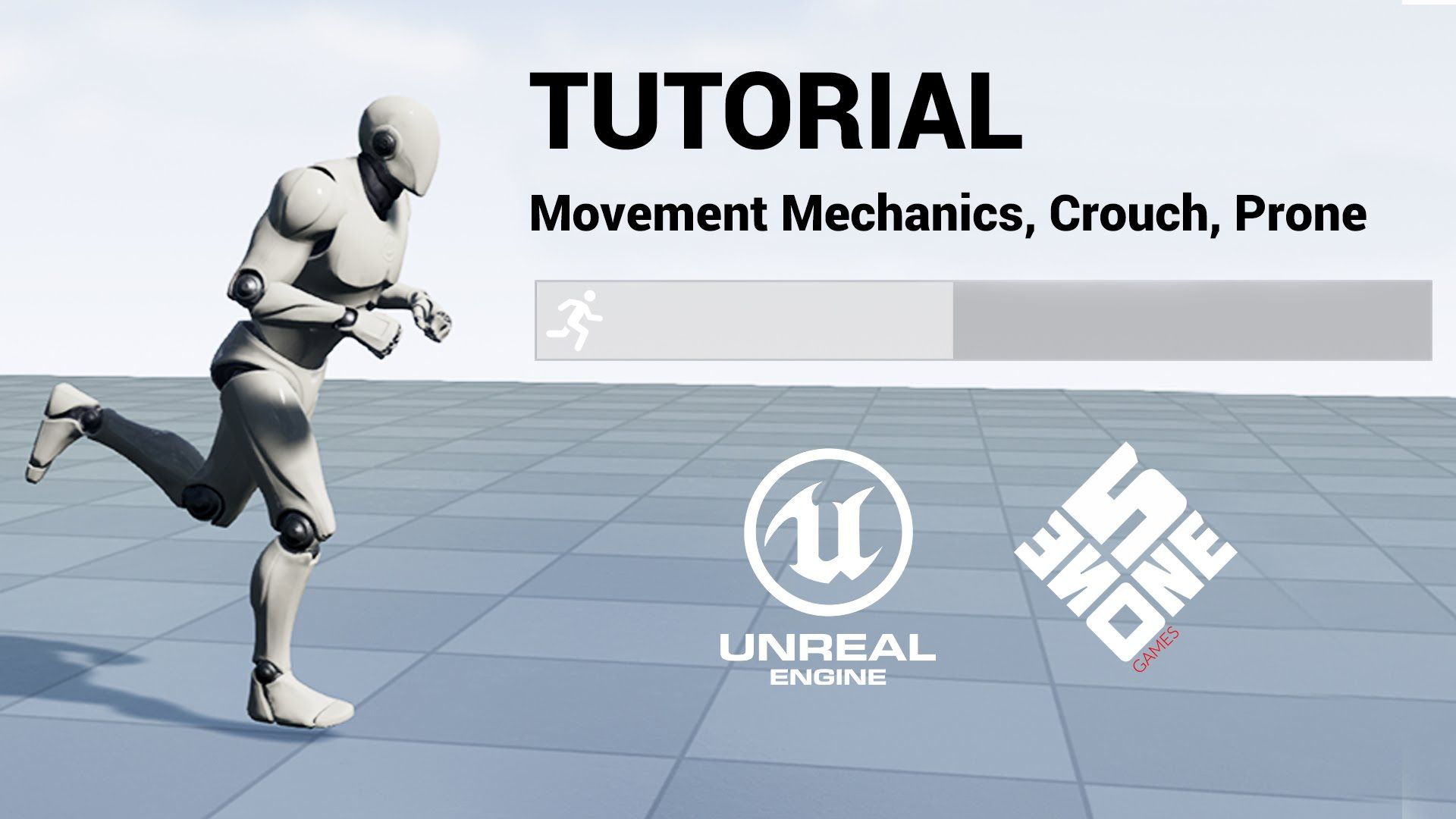 Tutorial: UE4 Add movement mechanics with crouch and prone