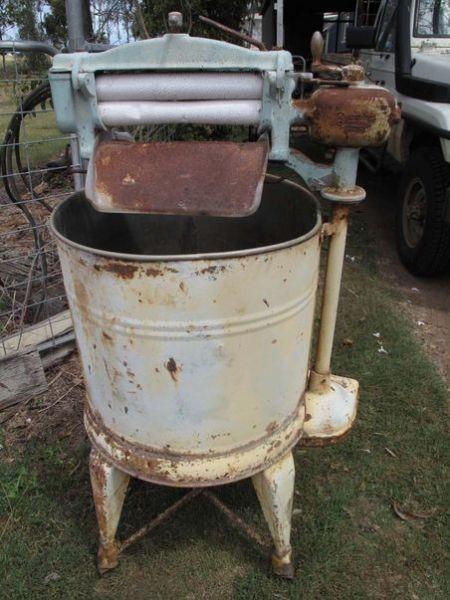 Vintage Washing Machines And Accessories Beatty Washing Machine