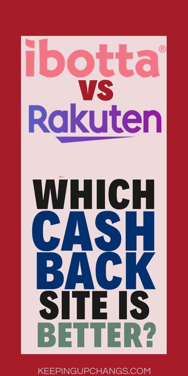 Rakuten (Ebates) vs Ibotta SHOWDOWN Which Cashback Rebate