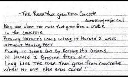 Tupac Poems Google Search Tupac Poems Tupac Lyrics Tupac Quotes