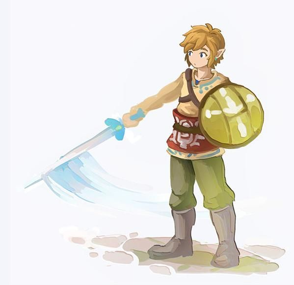 シェロ on   Eternally Reborn Champion, Link   Skyward sword ...