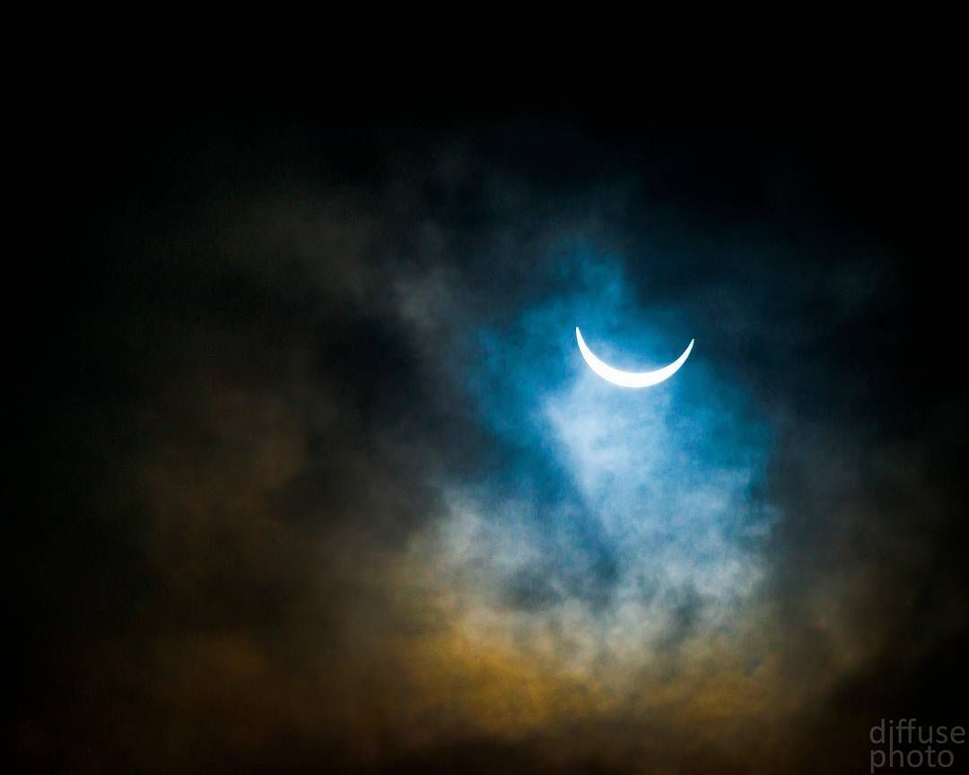 Curious one by diffusephoto #astrophotography #contratahotel (o) http://ift.tt/21Hctpg the Brits who missed the USA Eclipse this year (including me ) here's a throwback to last year's partial as seen from Preston... smiley face. . #eclipse #eclipse2015 #solareclipse #sun #clouds #cloudporn #sky #smile  #cool #tbt #throwbackthursday #throwback #tagsforlikesapp #tagsforlikes #likers #followers #igers #theglobewanderer #awesomeearth #fantasticglobepix #fantastic_earth #photooftheday #instagood