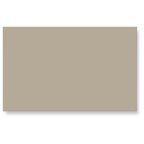 Kitchen Splashback in Glass in Block Colour August Grove Size: 60cm H x 90cm W, Image colour: White #kitchensplashbacks