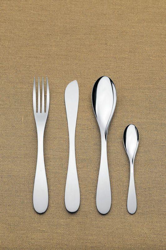 Wiel arets eat it cutlery flatware set alessi made - Alessi dinnerware sets ...