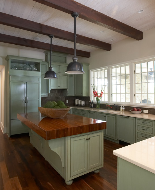 25 Awesome Traditional Kitchen Design: In Good Taste:Dungan Nequette Architects