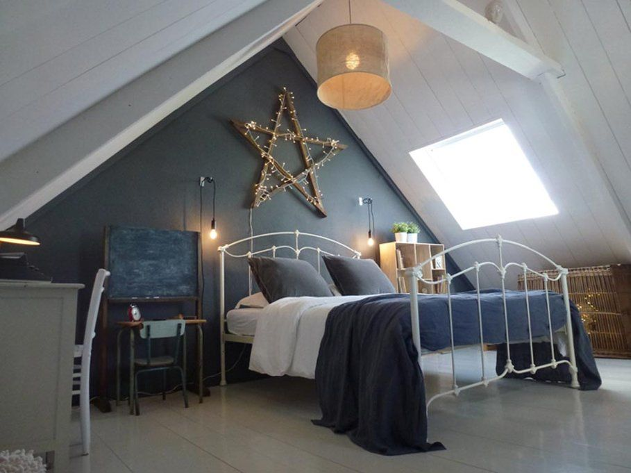 Chambre Adulte Colorée : Petite maison dans la prairie   chambre ...