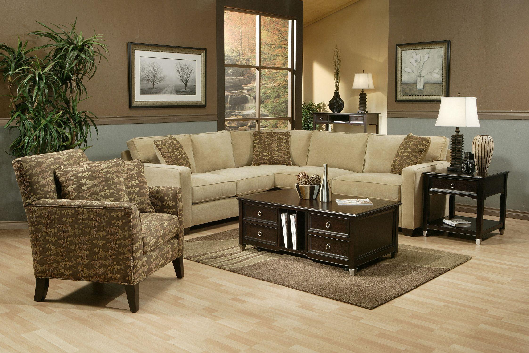 Bradford Sofa loveseat chair & ottoman Multiple Sectional