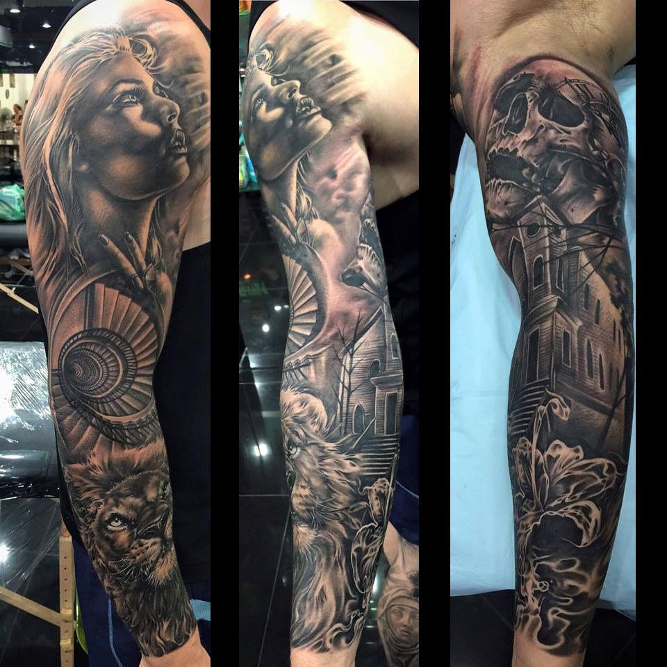 bloodlinetattoophuket #tattoos #tattoo #ink #tattooart #artists ... - Tattoo Studio Bielefeld