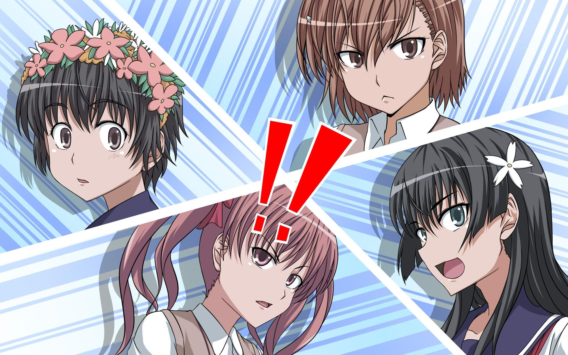 1620534 To Aru Kagaku No Railgun Category Free