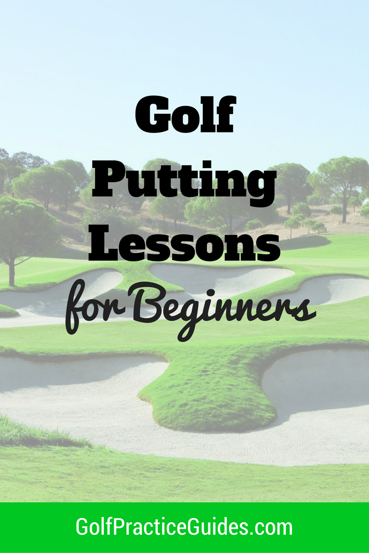 Building a solid putting stroke is a major key to scoring low on the golf course. Learn these basic but critical lessons to help improve your putting stroke and start putting like Tiger Woods, Jordan Spieth, and other PGA Tour professionals.