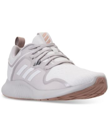 6d6f1f333 adidas Women s Edge Bounce Running Sneakers from Finish Line - White 7.5