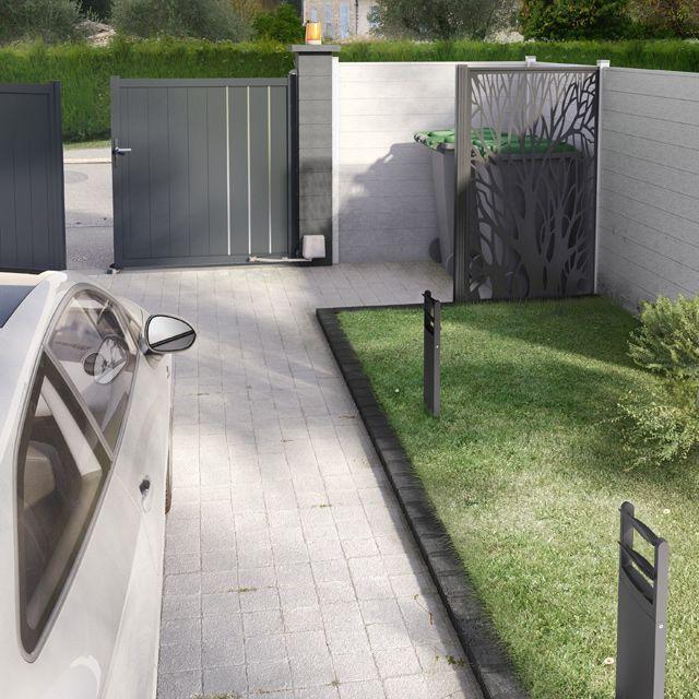 cheap panneau dcor arbre idaho x cm castorama with castorama fer forg. Black Bedroom Furniture Sets. Home Design Ideas