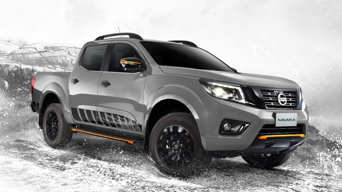 Nissan Ph Introduces Navara Black Edition Price Starts At P1 125 M Camionetas Autos Vehiculos