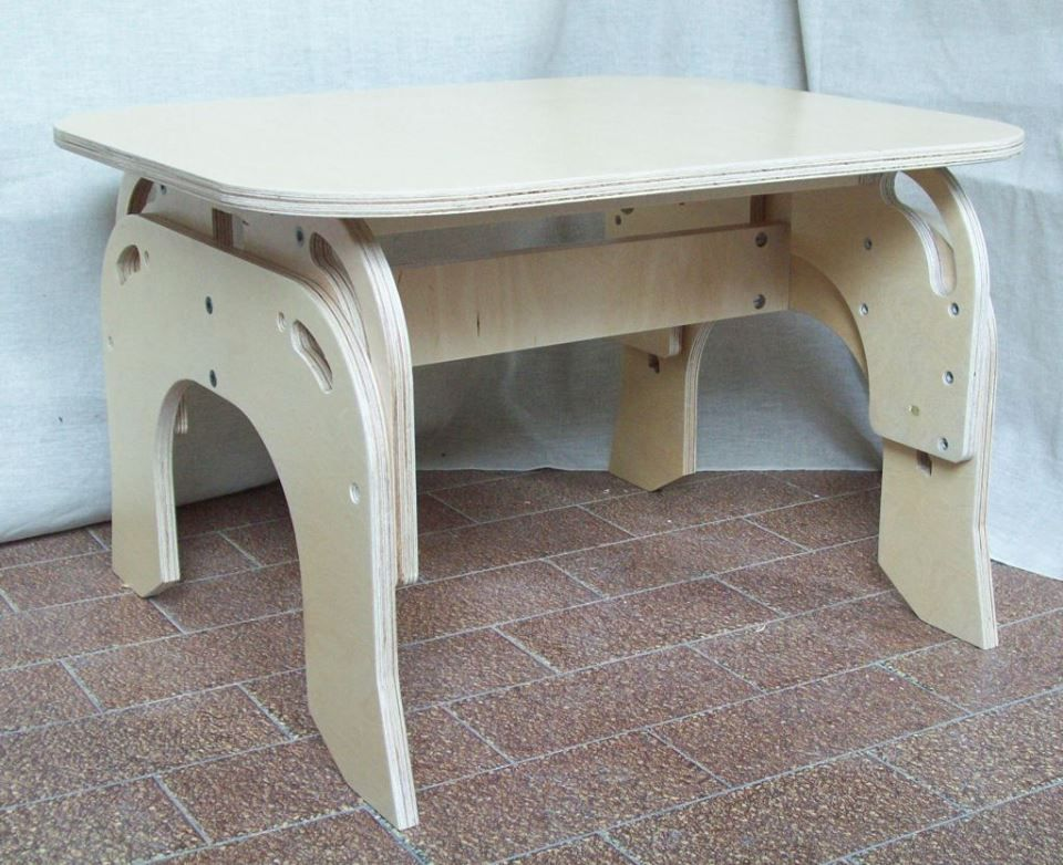 Tavolino Bimbi ~ Tavolino montessoriano per bambini tavolino montessori tavolino