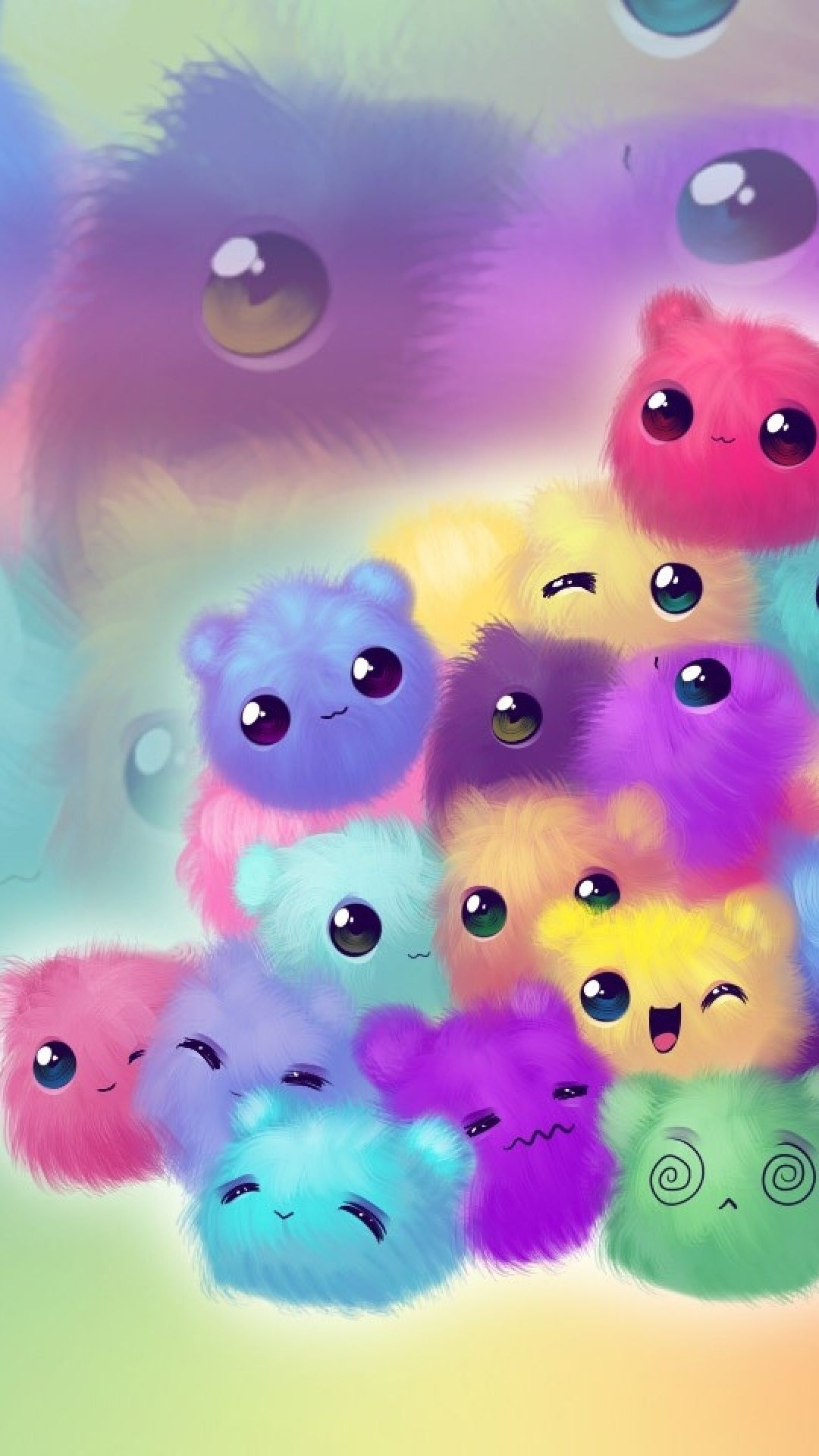Cute characters Cute wallpapers, Cute backgrounds, Anime