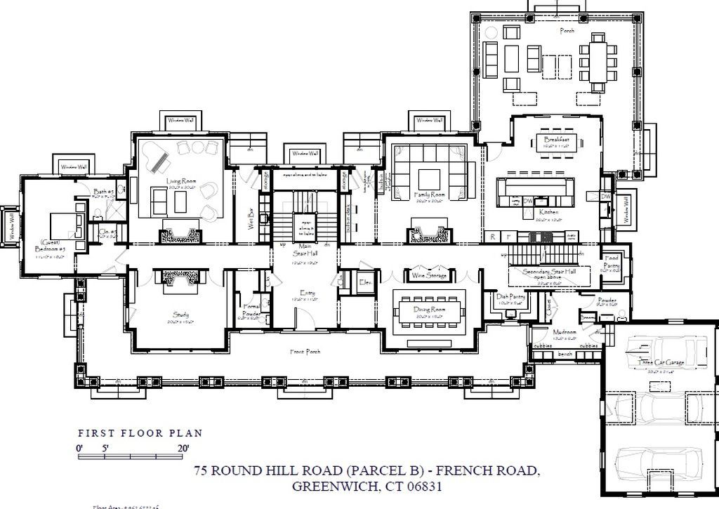 French Rd, Greenwich, CT 06831 | MLS #96833 - Zillow | floor plans ...