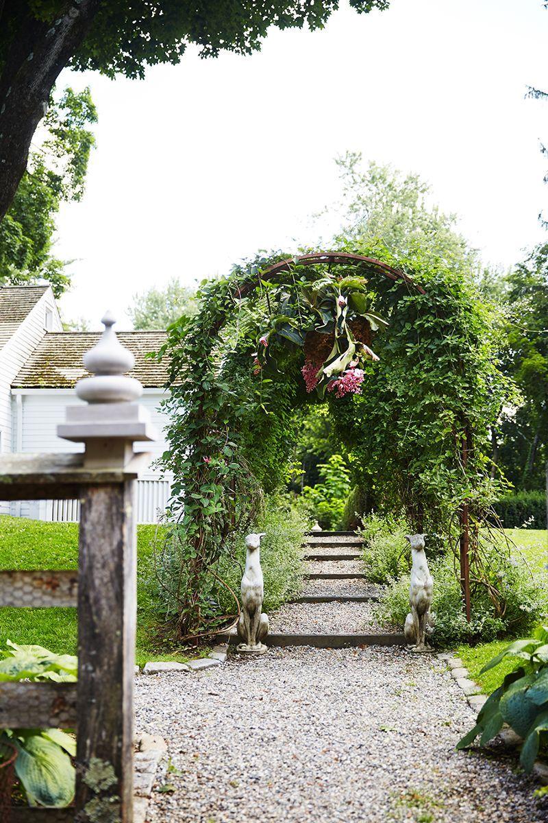 Tour Bunny Williams's PicturePerfect Garden Ogród