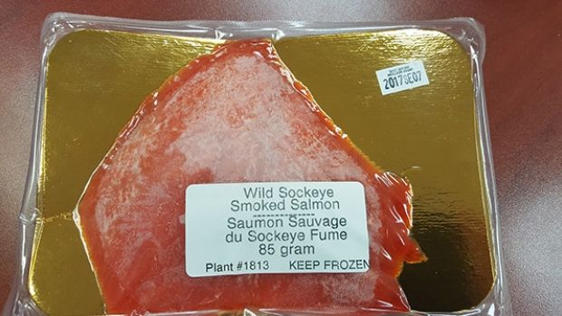 Canadian Food Inspection Agency recalling smoked salmon over - wakefern portal