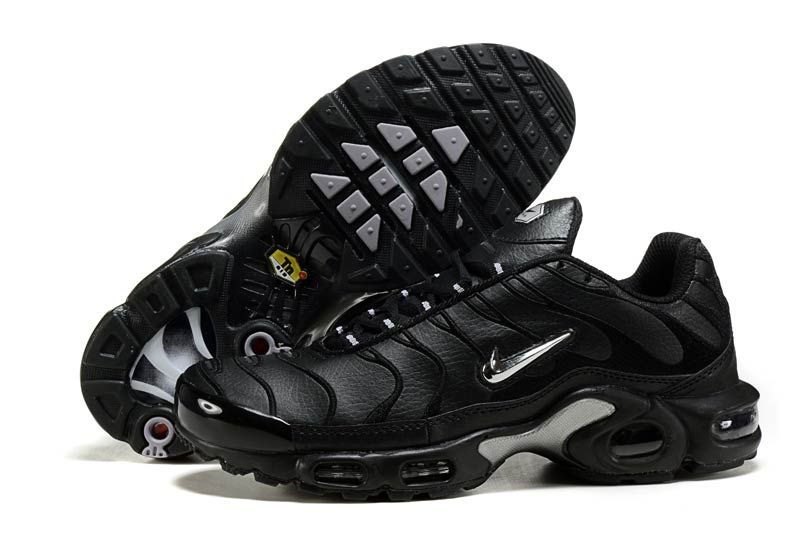 2016 Men's Nike Air Max TN Shoes Black