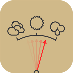 Download Analog Weather Station Android App | Simple, nice