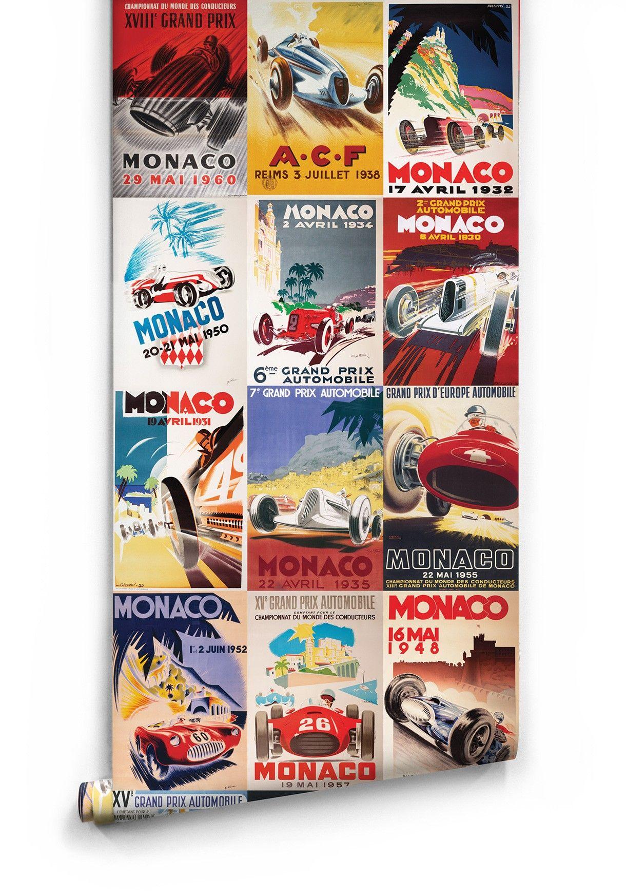 Circuit de Monaco Roll