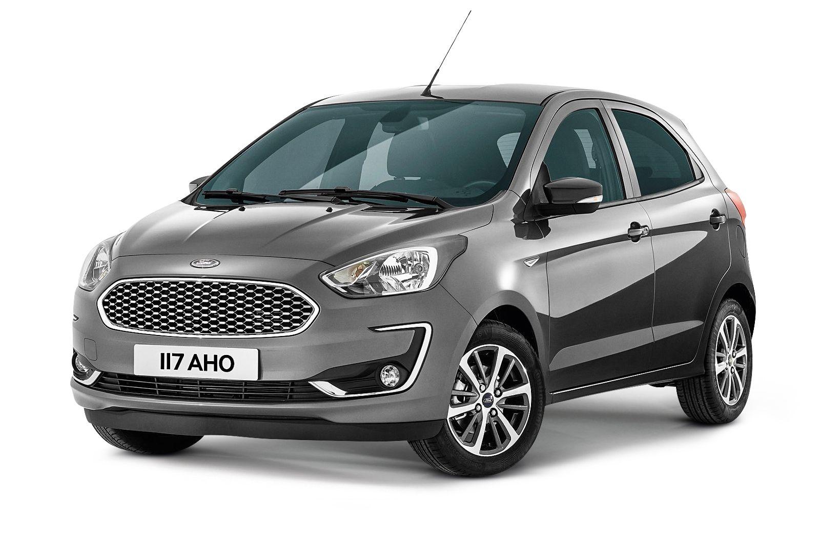 Mais Equipado Novo Ford Ka Pode Ameacar De Novo O Fiesta Ford