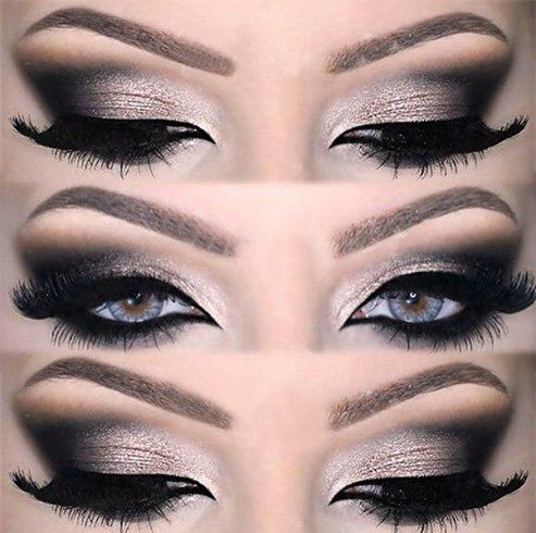 Pin By Mary Evan On Makeup Pinterest Prom Makeup Makeup And Eye