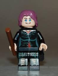 Harry Potter NYMPHADORA TONKS Custom Printed on Lego Minifigure