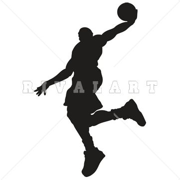 Basketball Clipart On Rivalart Com Frases