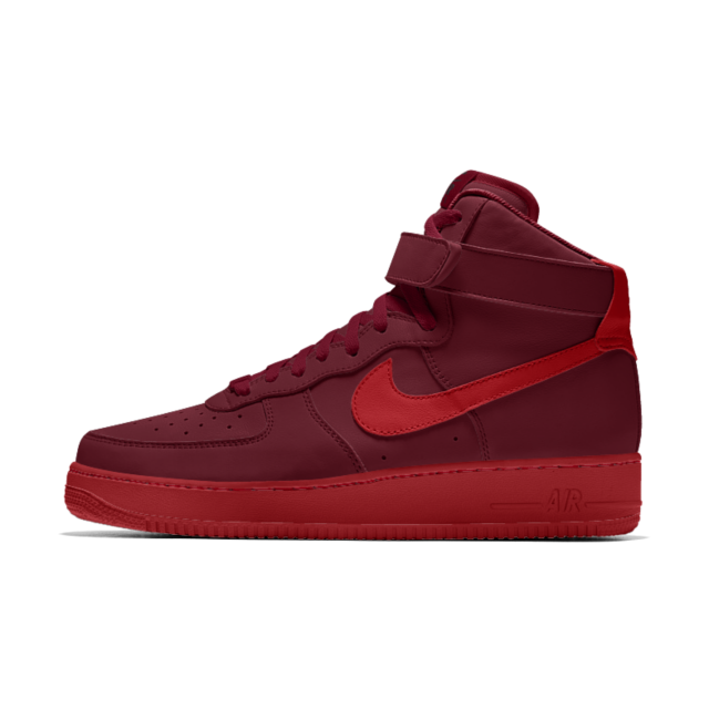 new product f8dbf 8f47c Nike Air Force 1 High iD Women s Shoe