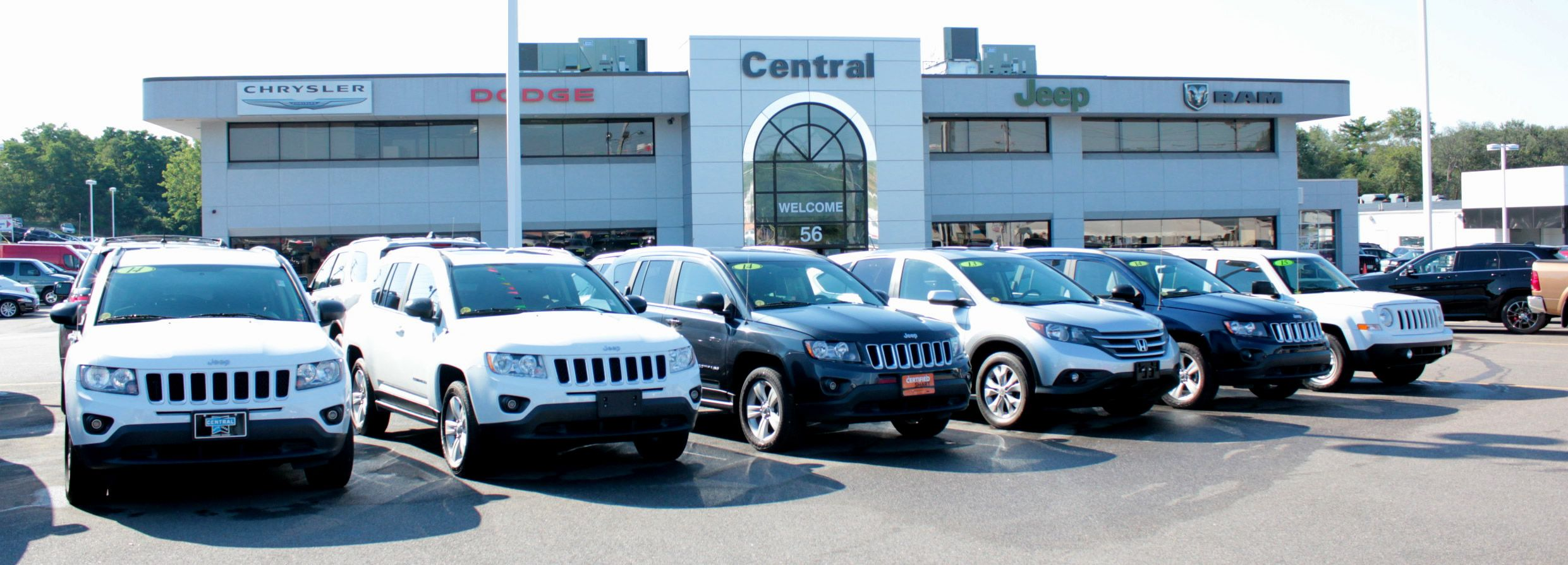Central Chrysler Jeep Dodge In Norwood MA Robs - Chrysler dealers in ma